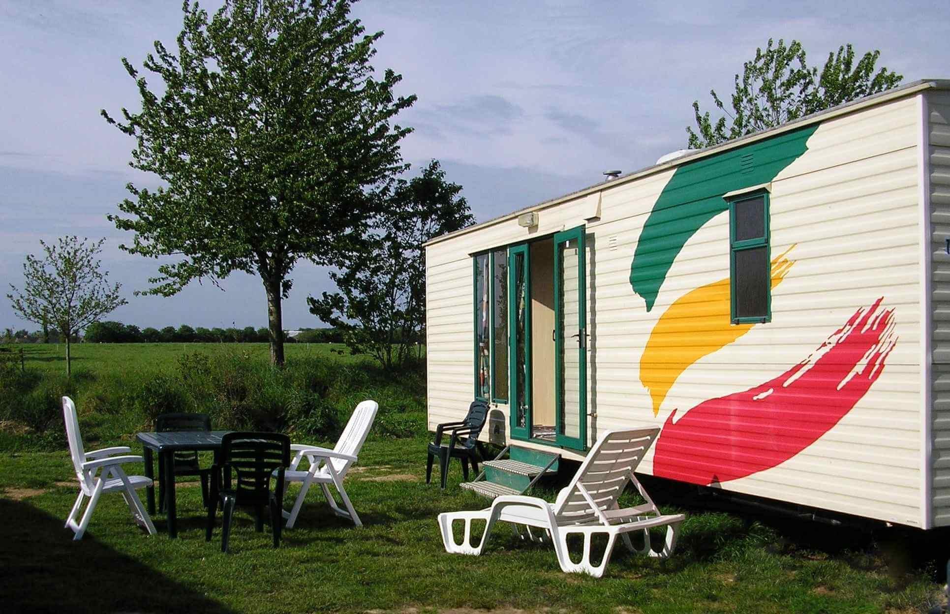 Mobilhome | De 30 beste naturistencampings in Frankrijk